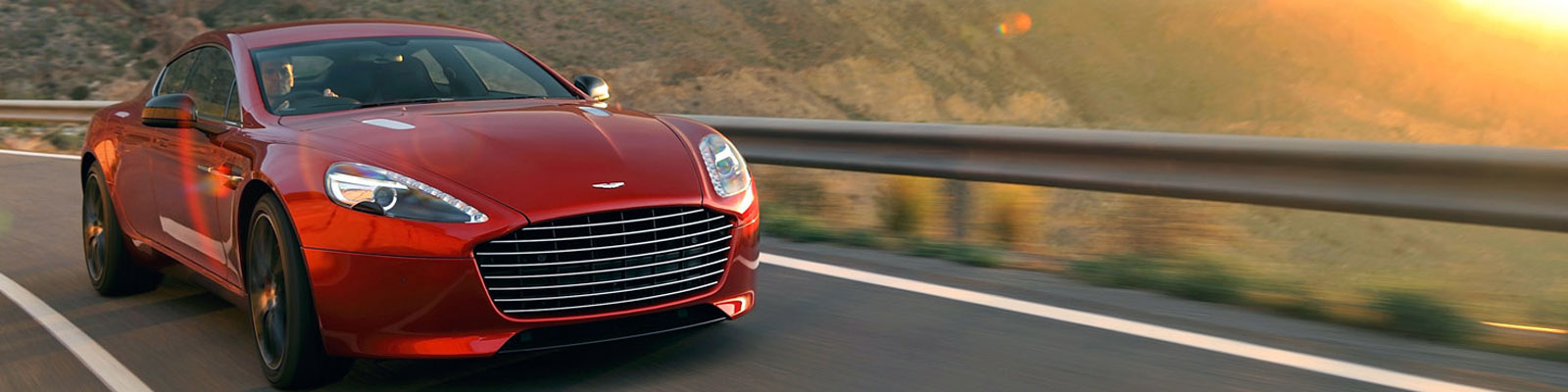 RAPIDE S THE POWER OF LUXURY