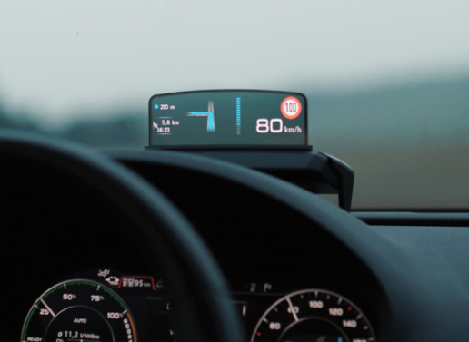 Instalación del nuevo Head-Up Display (HUD)