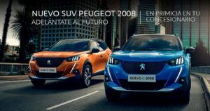 Nuevo SUV peugeot 2008 en Leonauto Castellon