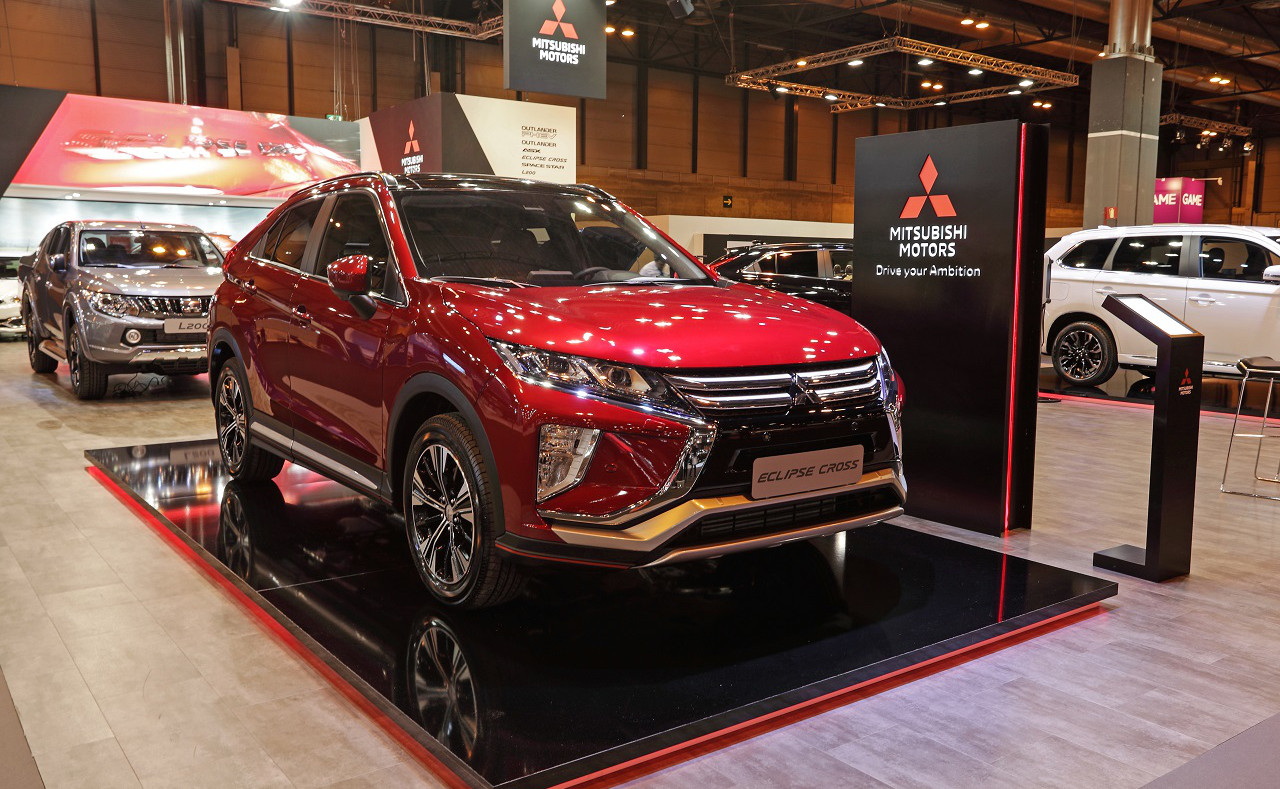 Mitsubishi Clever Option - Eclipse Cross