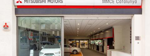 Los centros de Mitsubishi Catalunya cierran durante el estado de alarma