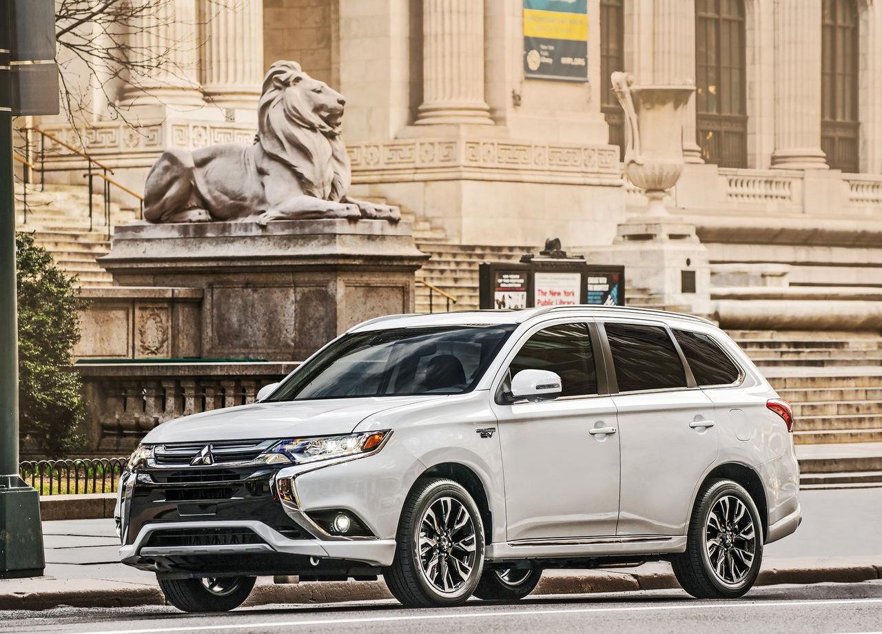 Mitsubishi Outlander PHEV, una experiencia de conducción única