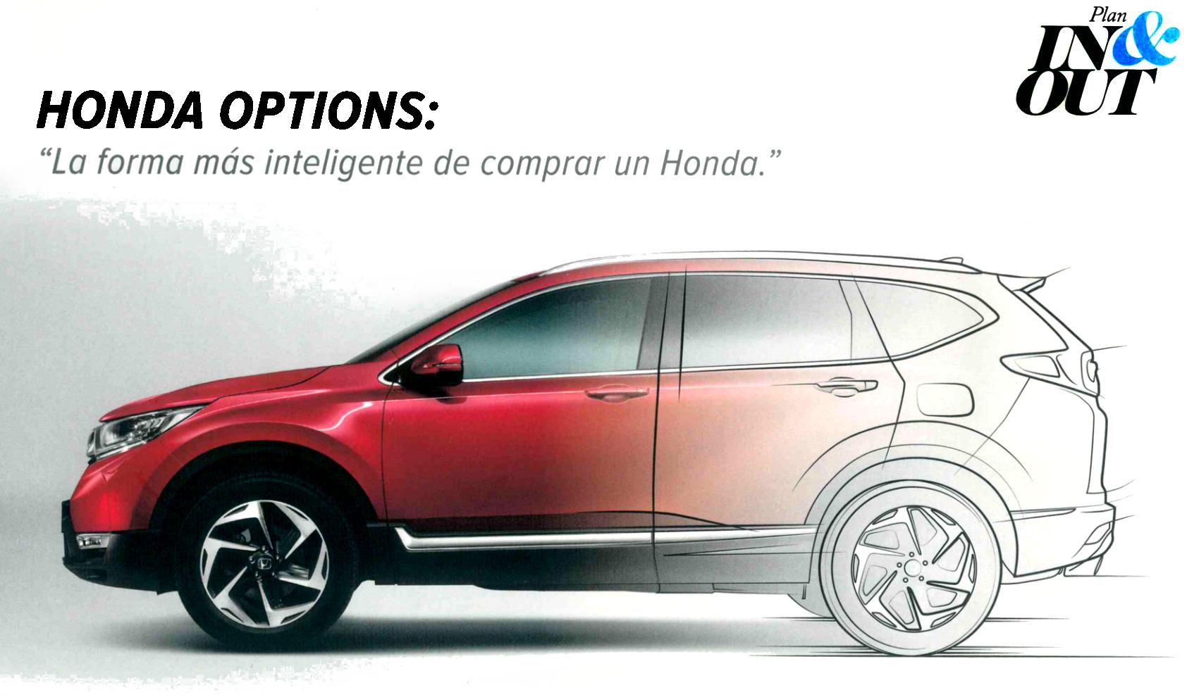 Honda Options Center Auto
