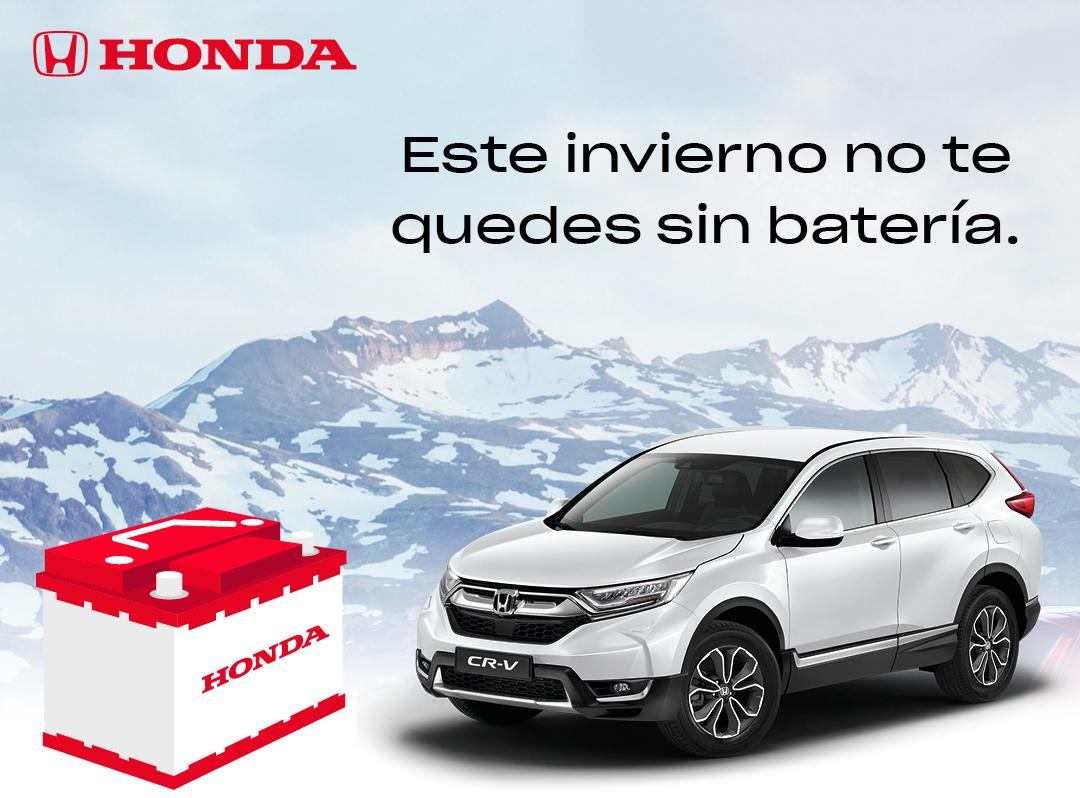 Oferta Baterías Honda