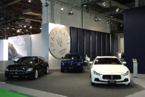 Cars Gallery Maserati en el Salón Automobile de Barcelona