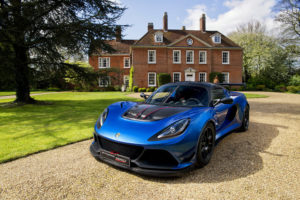 Lotus Exige, 380 CV para un deportivo radical