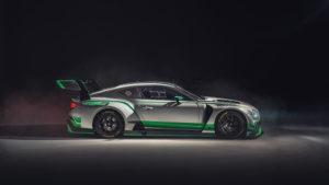 Presentación del nuevo Continental GT3