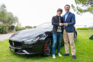 Maserati Barcelona cuenta con nuevo embajador: Jordi Cruz
