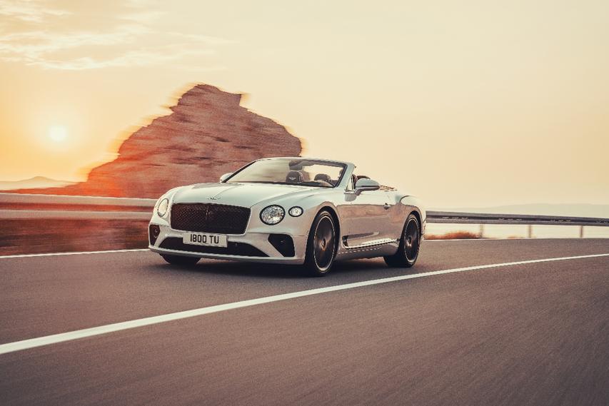 Nuevo Continental GT Convertible