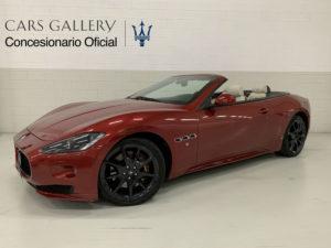 La ocasión del mes: Maserati GranCabrio Sport Automatic