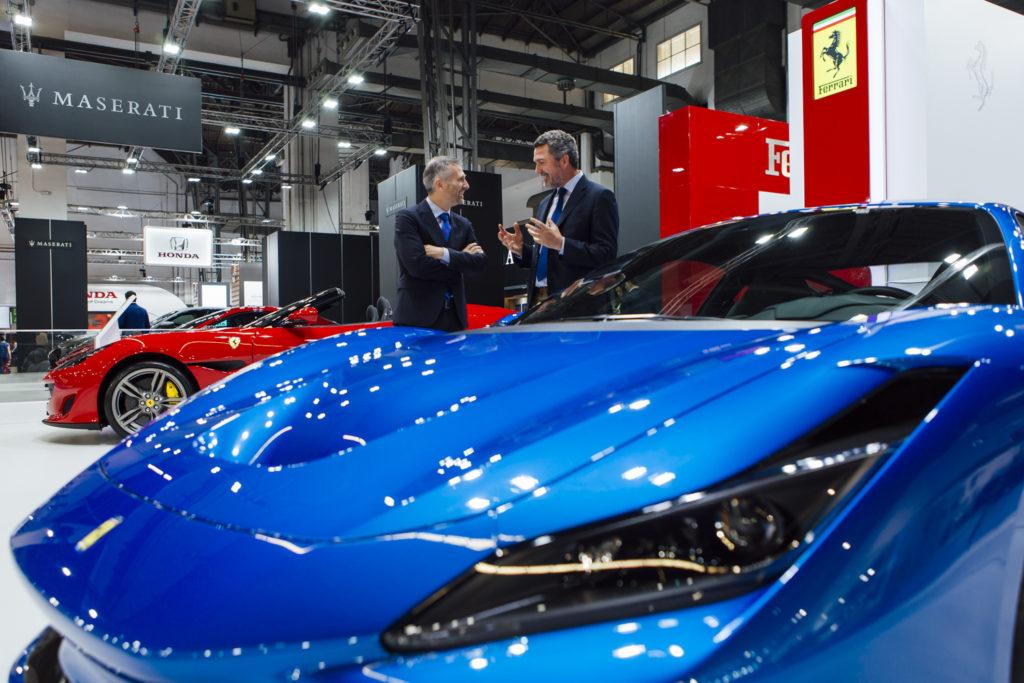 Cars Gallery en el centenario del Automobile 2019