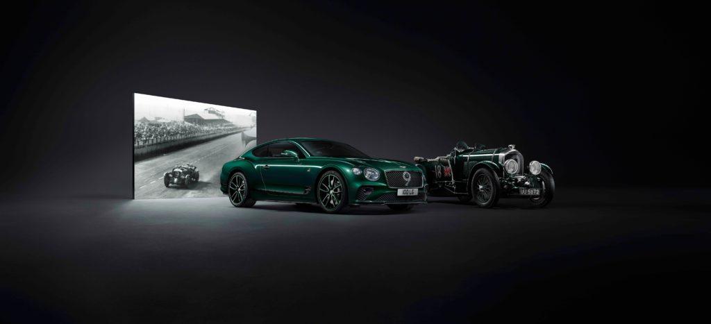 Bentley cumple 100 AÑOS