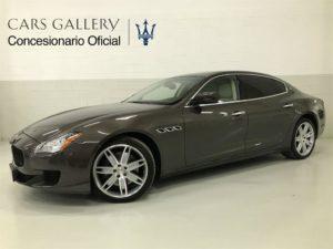 La ocasión del mes: Maserati Quattroporte Diesel