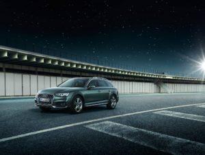 Novedades a pares en Audi: Nueva versión A4 Allroad