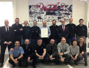 Marzá premiado como Talleres Best Of 2016