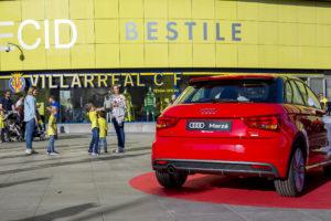 ¡El lunes 4, sorteo para los abonados del Villarreal C.F de un Audi  para toda la temporada!