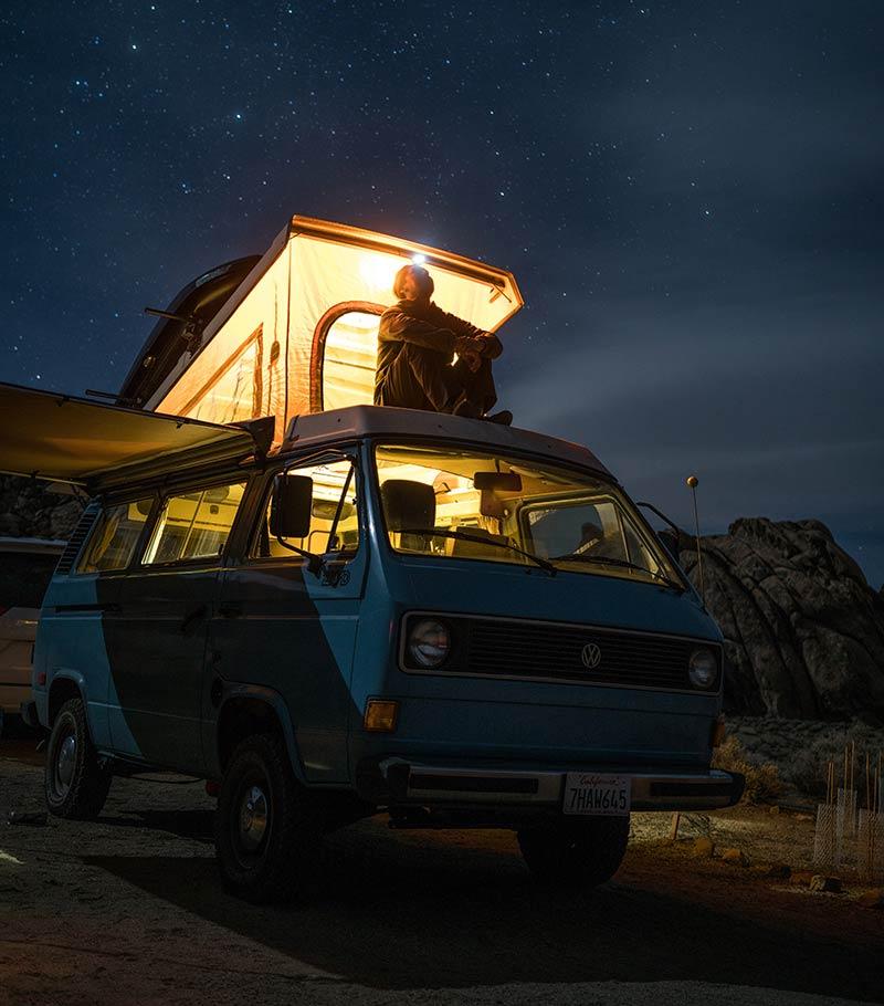 Volkswagen California, el camper de toda la vida 3
