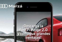App Audi Prestige Service. Tu contacto directo con tu taller