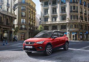 Nuevo Seat Arona, rendimiento y estilo en un SUV compacto