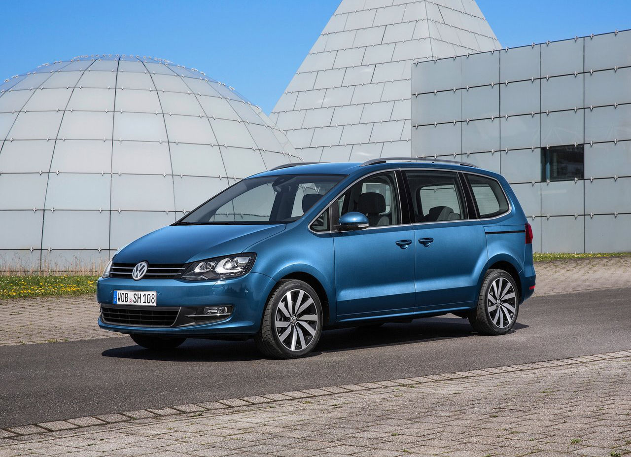 2020 VW Sharan Style