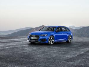 Nuevo Audi RS4 Avant, el familiar más apasionante