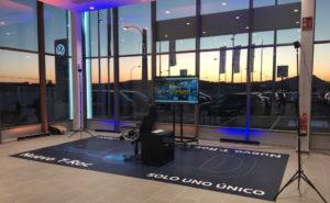 La Realidad Virtual llega a Motorsol Volkswagen