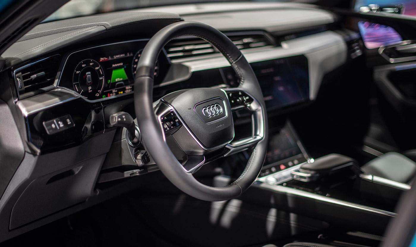 Motorsol Audi en el Salón Automobile Barcelona 2019
