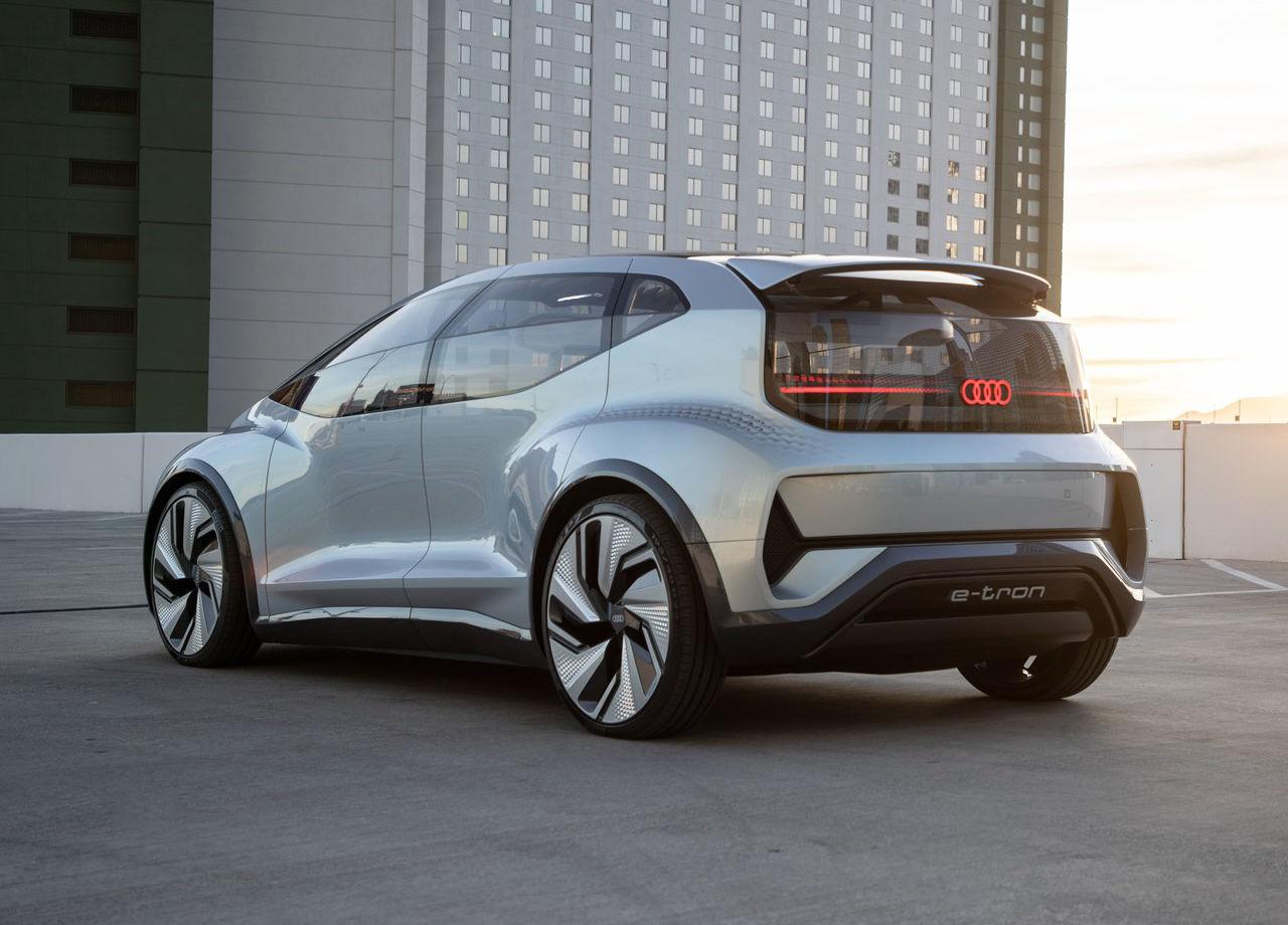 Audi AI:ME y tecnologías que ya puedes encontrar en tu Audi