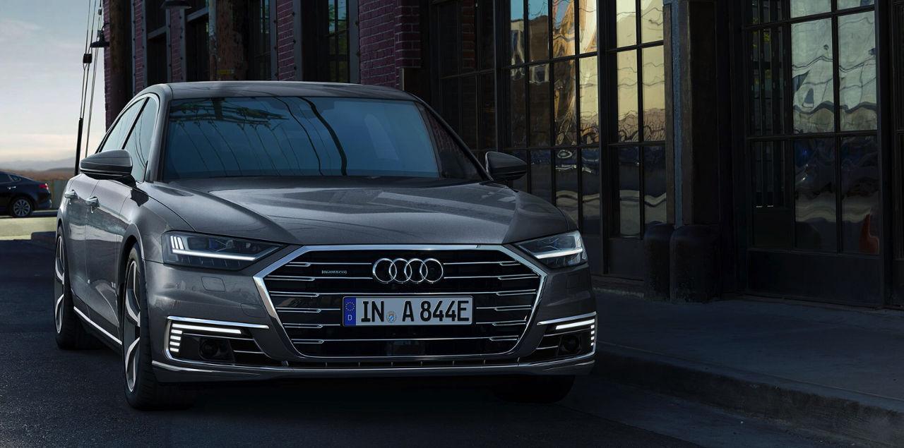 Nuevos híbridos enchufables con tecnología Audi TFSIe