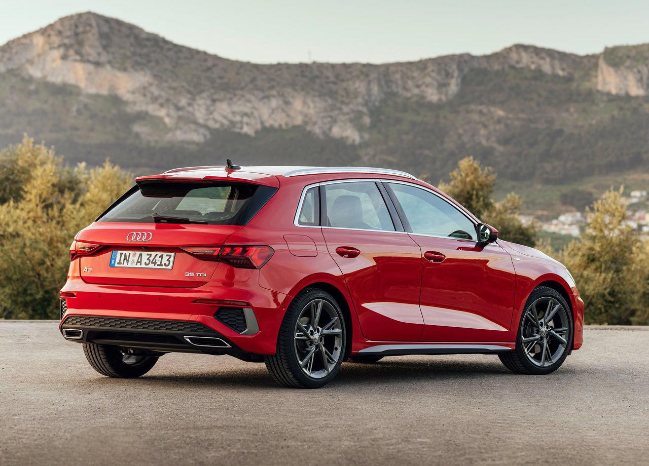 Nuevo Audi A3 Sportback, preparado para nuevos desafíos