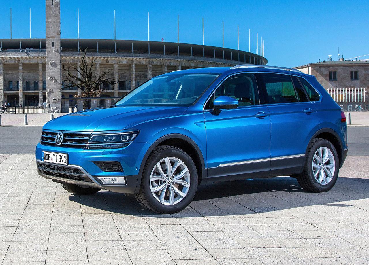 Volkswagen Tiguan, el modelo de más éxito del Grupo Volkswagen