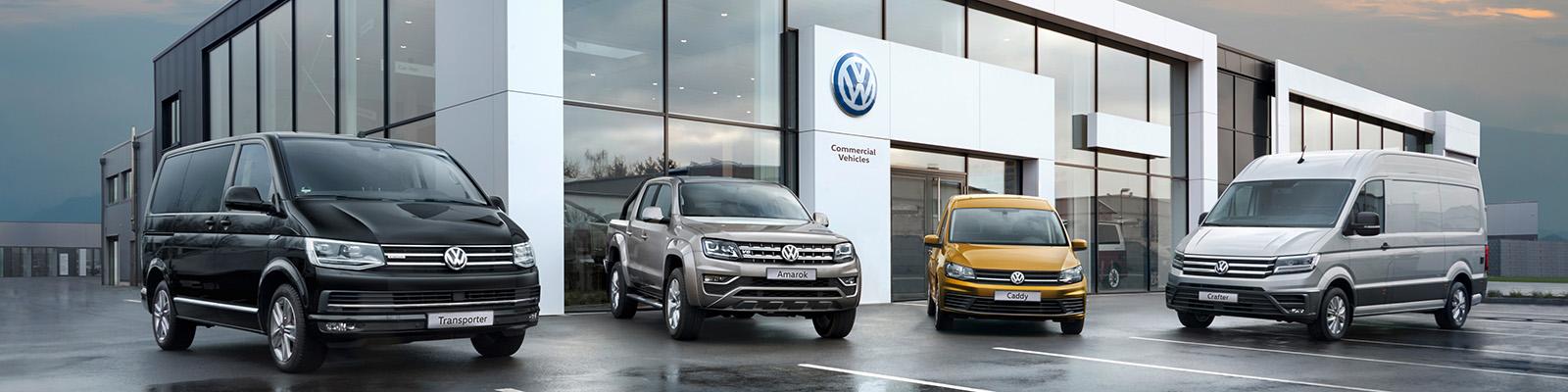 Volkswagen Vehículos Comerciales Renting