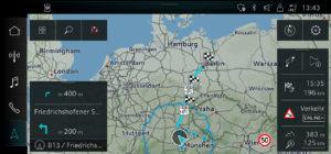 Audi e-tron route planner: el asistente perfecto