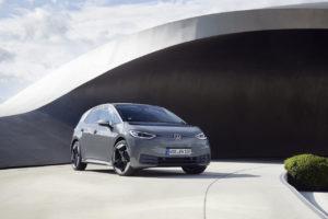 El Volkswagen ID.3 logra las cinco estrellas EURO NCAP