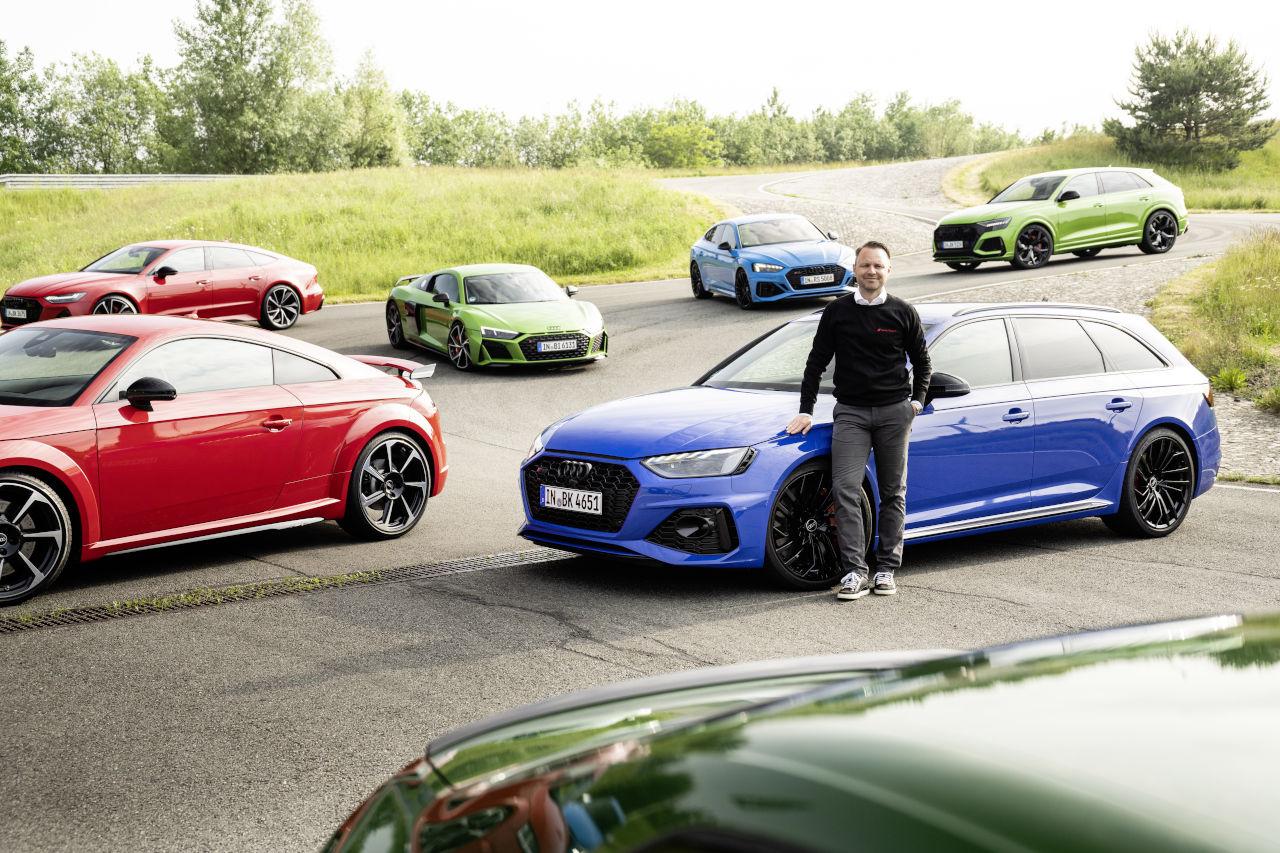 Audi Sport bate su récord de ventas y apuesta por la electrificación