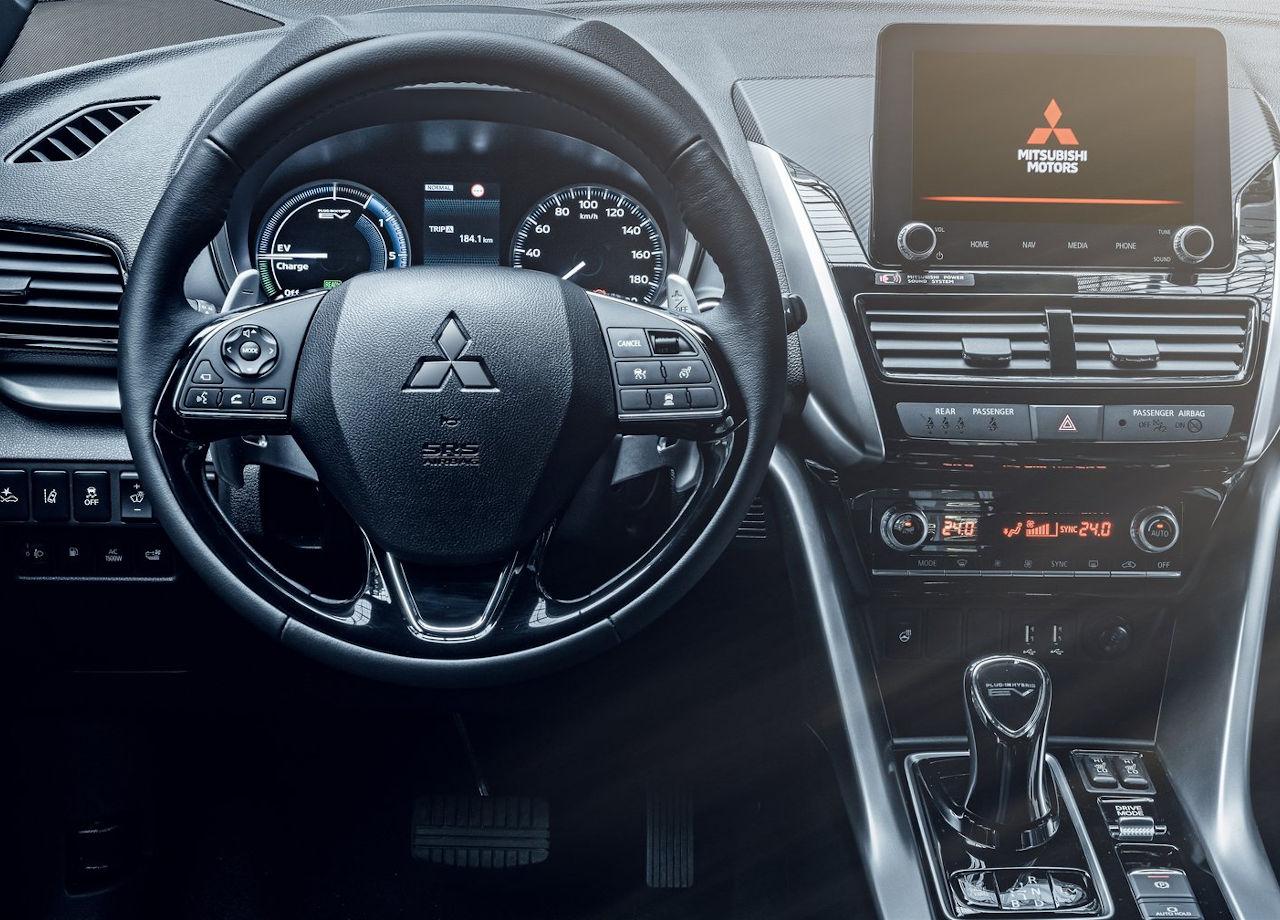 Características del nuevo Mitsubishi Eclipse Cross PHEV