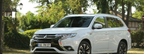 El actual Mitsubishi Outlander PHEV recibirá una actualización antes de la llegada de la cuarta generación