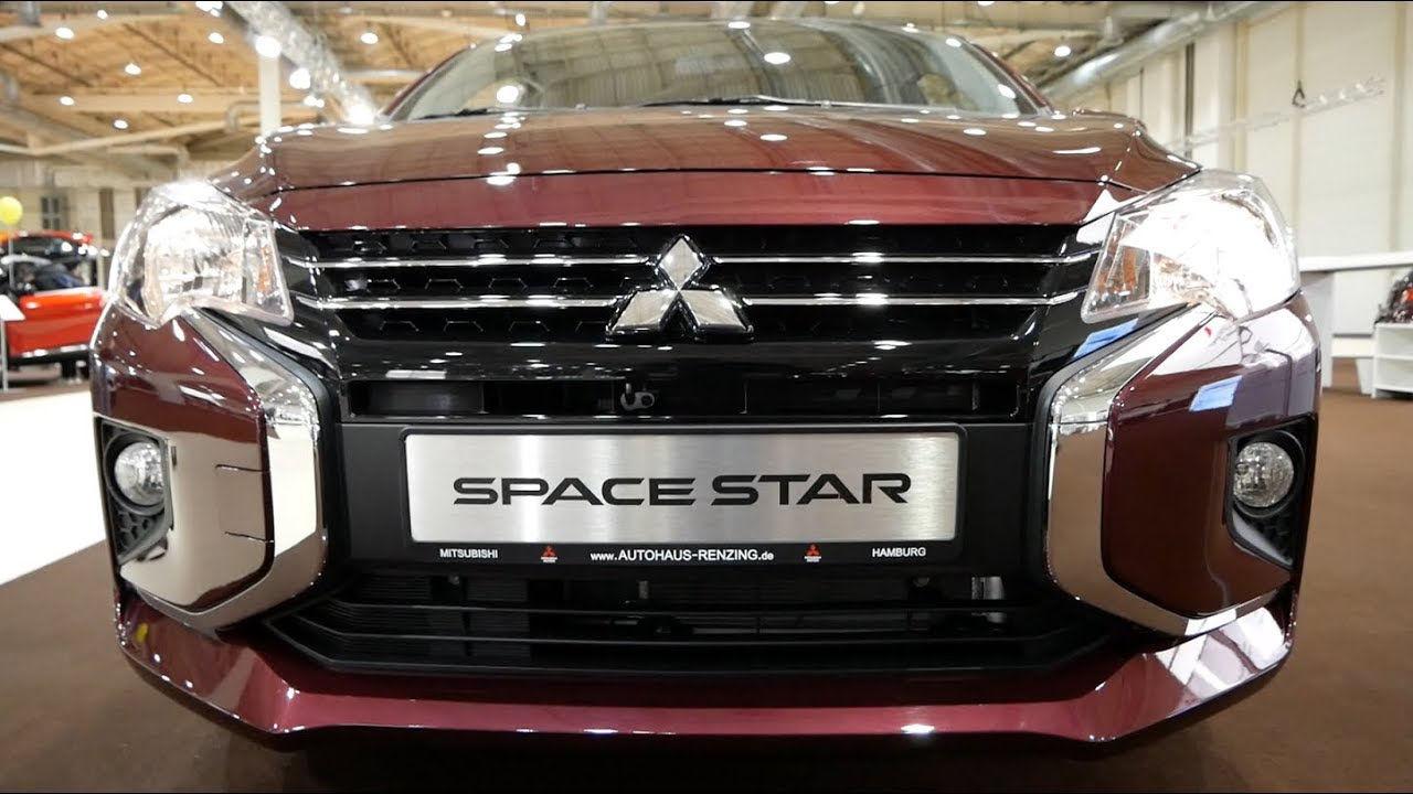 El nuevo Mitsubishi Space Star 2021 es más eficiente y estrena cambio automático CVT
