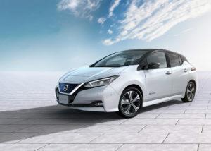 Hazte con el Nissan LEAF, el eléctrico más vendido