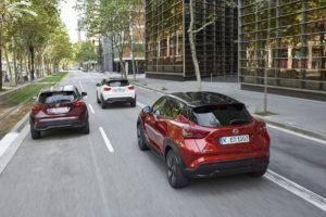 El sistema Nissan ProPILOT, ya disponible en tres modelos