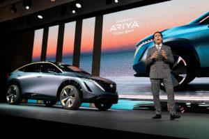Nissan Ariya Concept: así serán los futuros SUV de la marca