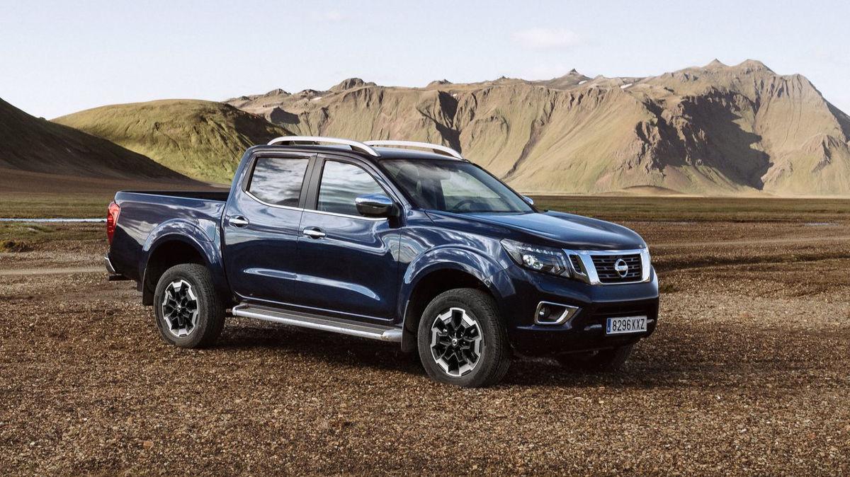 Las novedades y prototipos de Nissan en 2019 - Nissan Navara 2020