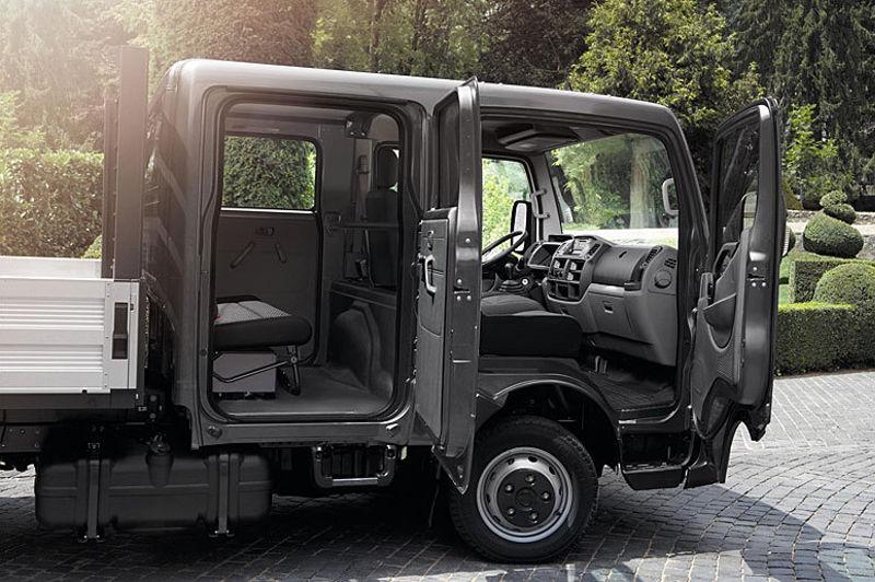 Repasamos la amplia Gama Nissan de Vehículos Comerciales 2020 - Nissan NT400