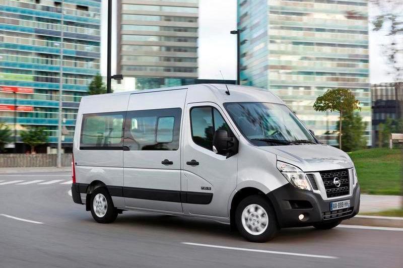 Repasamos la amplia Gama Nissan de Vehículos Comerciales 2020 - Nissan NV400