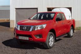 Repasamos la amplia gama de Nissan Vehículos Comerciales