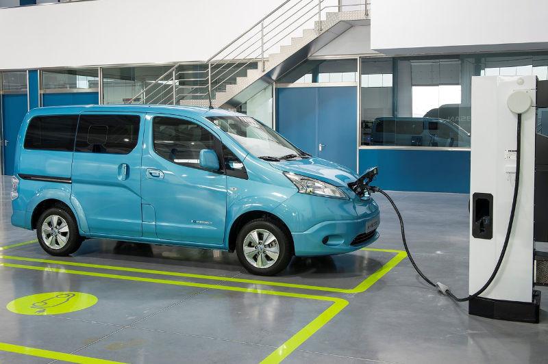 Repasamos la amplia Gama Nissan de Vehículos Comerciales 2020 - Nissan e-NV200