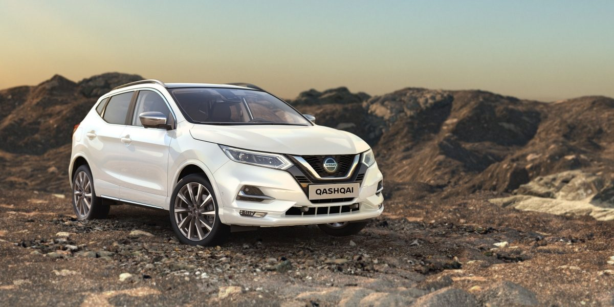Nissan Qashqai Q-Line: un nuevo acabado para el crossover más vendido