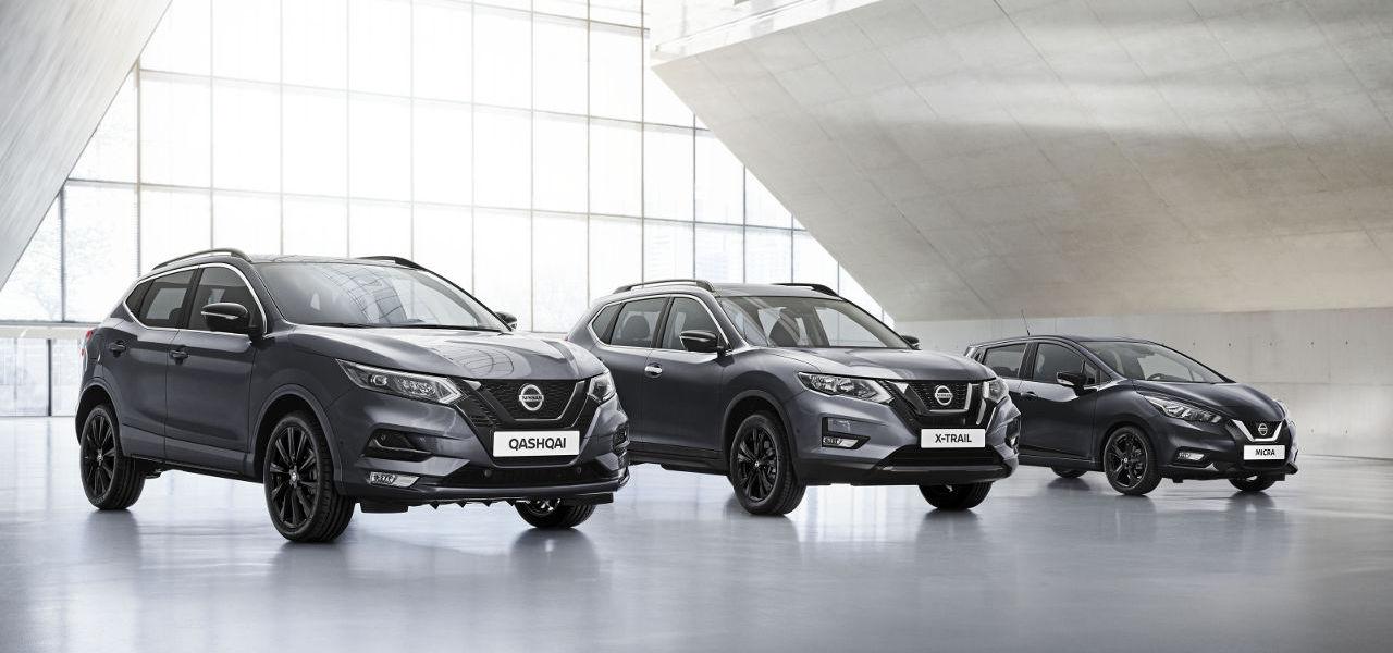 Nuevos acabados Nissan N-TEC Edition, diseño y tecnología - Nissan Micra