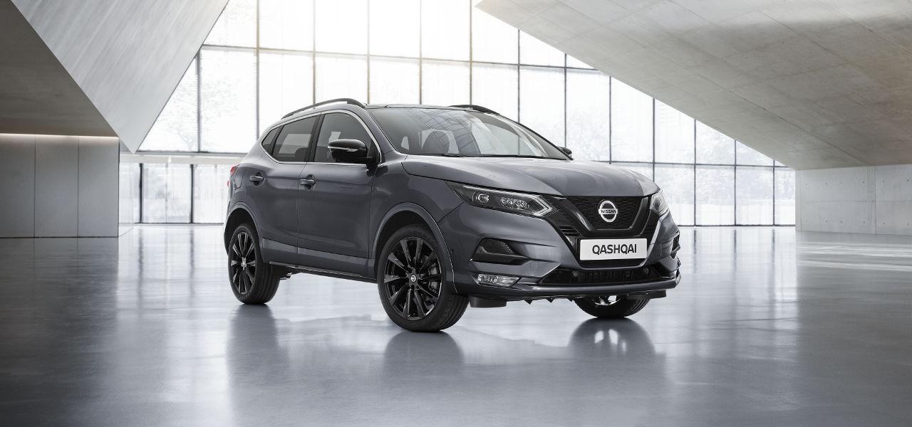Nuevos acabados Nissan N-TEC Edition, diseño y tecnología - Nissan Qashqai