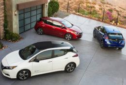 Febrero es el mes del Nissan LEAF en Barcelona